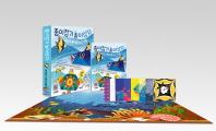 어린이들에게 쉽고 즐거운 종이접기 놀이상자 바닷속 아쿠아리움