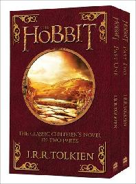 The Hobbit. J.R.R. Tolkien