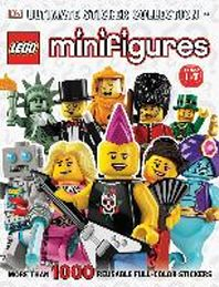 Ultimate Sticker Collection: LEGO Minifigures