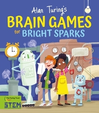 Alan Turing's Brain Games for Kids