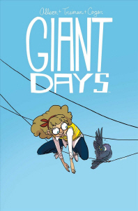 Giant Days Vol. 3, 3