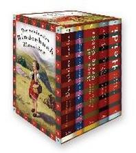 Die schoensten Kinderbuch-Klassiker: Der geheime Garten, Alice hinter den Spiegeln, Anne auf Green Gables, Black Beauty, Heidi