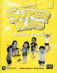 Super Kids. 3 AB