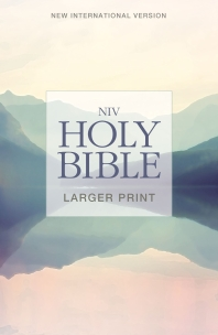 NIV, Holy Bible, Larger Print, (Special)