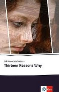 Lektuerewortschatz zu Thirteen Reasons Why