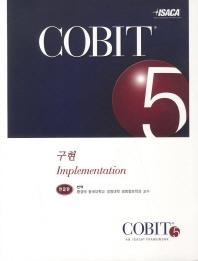 COBIT 5: 구현