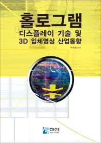 홀로그램 디스플레이 기술 및 3D 입체영상 산업동향