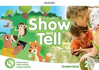 Show and Tell. 2 Student Book Pack