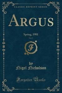 Argus, Vol. 5