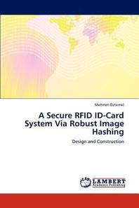 A Secure Rfid Id-Card System Via Robust Image Hashing