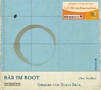 Baer im Boot