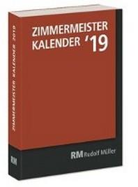 ZIMMERMEISTER KALENDER '19