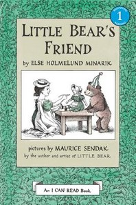 Little Bear's Friend ( I Can Read! - Level 1 )