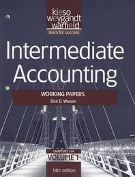 Intermediate Accounting Working Papers, Volume 1