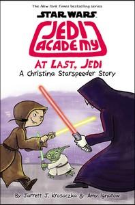 At Last, Jedi (Star Wars