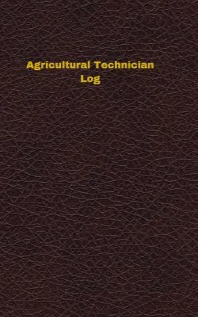 Agricultural Technician Log