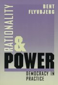 Rationality and Power, Volume 1998