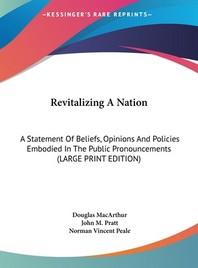 Revitalizing a Nation