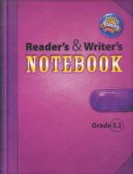 SCOTT FORESMAN READERS WRITERS NOTEBOOK GRADE 3.2