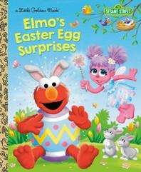 Elmo's Easter Egg Surprises (Sesame Street)