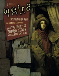 Weird Tales 354 (Special Edgar Allan Poe Issue)