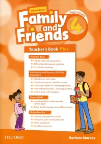 American Family and Friends 2E 4 TB Plus