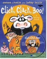 노부영 Click, Clack, Boo! (원서 & CD)