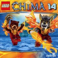 LEGO Legends of Chima (CD 14)