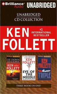 Ken Follett CD Collection