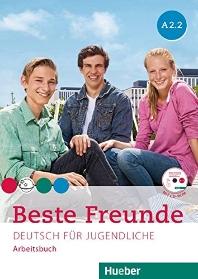 Beste Freunde A2/2. Arbeitsbuch mit CD-ROM