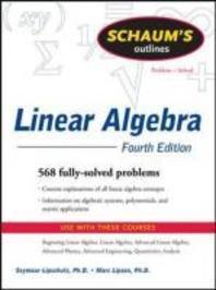 Schaums Outlines Linear Algebra