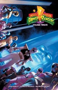 Mighty Morphin Power Rangers Vol. 12, 12