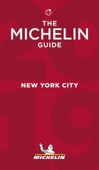 New York - The Michelin Guide 2019