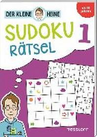 Der kleine Heine: Sudoku Raetsel 1