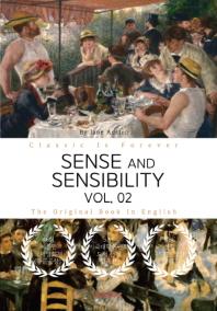 SENSE AND SENSIBILITY, VOL. 02 - 센스 앤 센서빌리티, 2부 (영문원서-제인 오스틴)