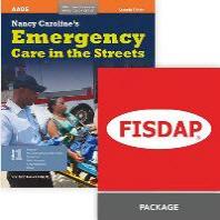 Nancy Caroline's Emergency Care in the Streets + Fisdap Internship Package