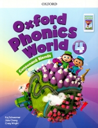 Oxford Phonics World. 4 Student Book (with Reader e-Book)