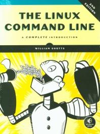 The Linux Command Line, 2/E(Paperback)