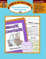 Vocabulary Centers, Grades 5-6