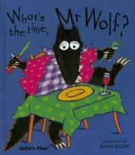 노부영 Whats the Time, Mr. Wolf? (원서 & CD)
