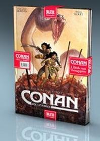 Conan der Cimmerier Adventspaket: Band 1 - 3 zum Sonderpreis