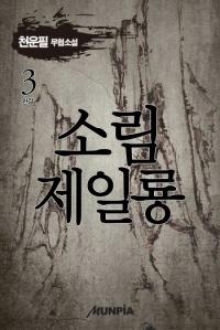 소림제일룡 3 (완결)