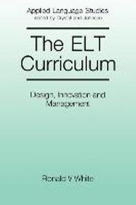 The ELT Curriculum