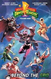 Mighty Morphin Power Rangers Vol. 9, Volume 9