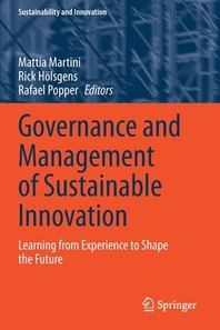 Governance and Management of Sustainable Innovation