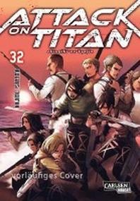 Attack on Titan 32