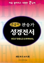 큰글씨찬송가성경전서(얇은국반EH62EH)