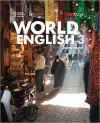 World English (2E) 3 SB with Online WB