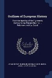 Outlines of European History