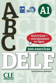 (신판)Abc Delf A1 + Dvd + Corriges + Appli Nc